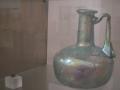 Museo Archeologico-IV Sala. Ampolla in vetro.JPG