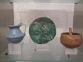 Museo archeologico-IV Sala. Corredo funerario.JPG