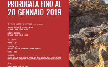 Prorogata al 20 gennaio 2019 la mostra  Dopo il diluvio, Filippo Palizzi, la Natura e le Arti