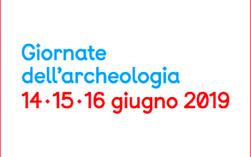 Giornate dell'archeologia 2019